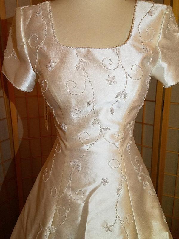 Modest Wedding Dress Emily Bodice