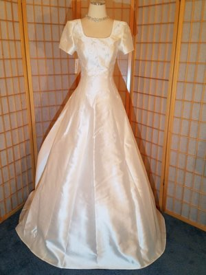 Modest Wedding Dress Emily