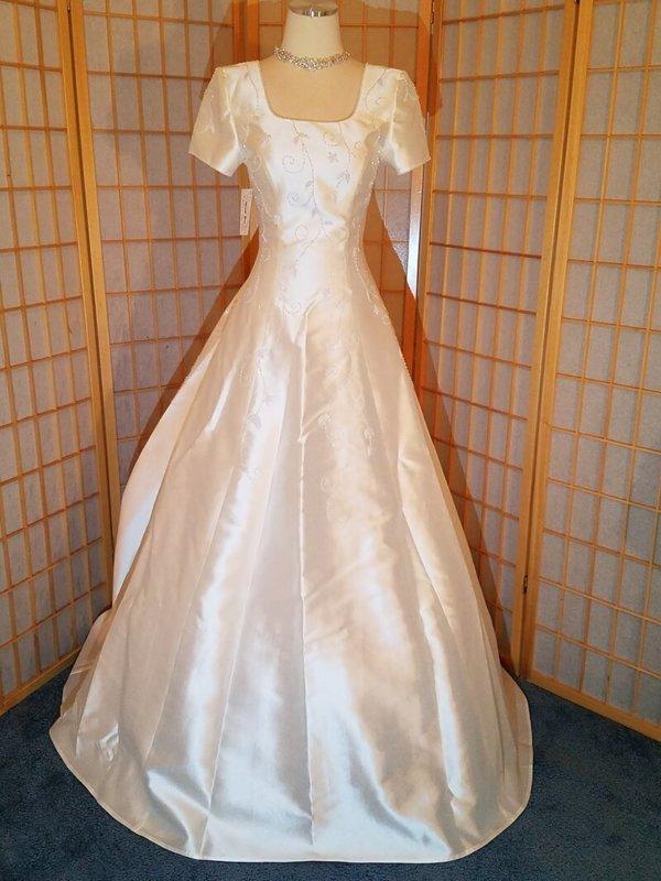 Modest Wedding Dress Emily