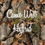 Camo West Hybrid