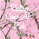 Realtree Camo AP Pink