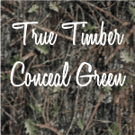 True Timber Conceal Green