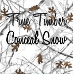 True Timber Conceal Snow