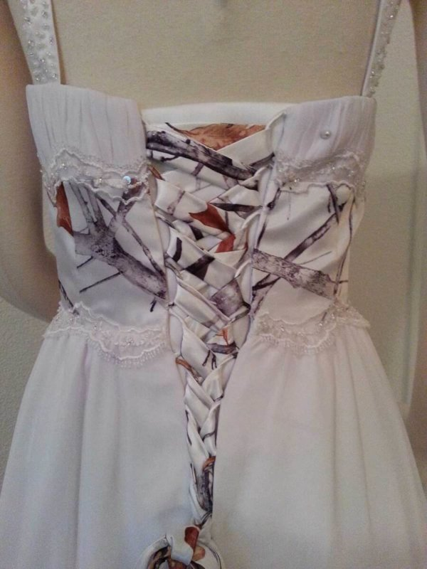 ATOC-0515D Nicole Bodice Back Camo Gown (image)