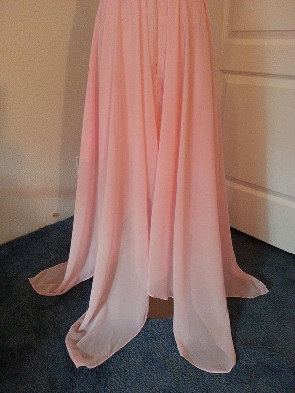 ATOC-1113B Tammy Petal Skirt Camo Bridesmaid Dress (image)